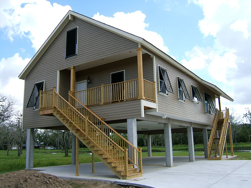 residential construction Louisiana