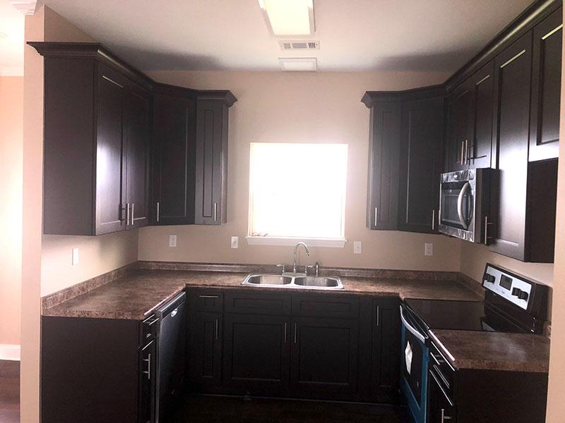 1129 Avenue A kitchen