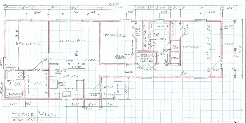 1129 Avenue A floor plan